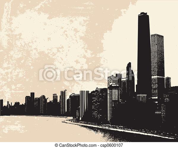 contorno, chicago - csp0600107