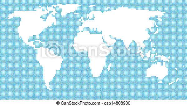 contour map - csp14808900