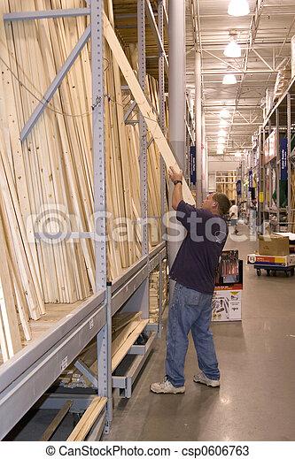 Contracor Shopping 1 - csp0606763