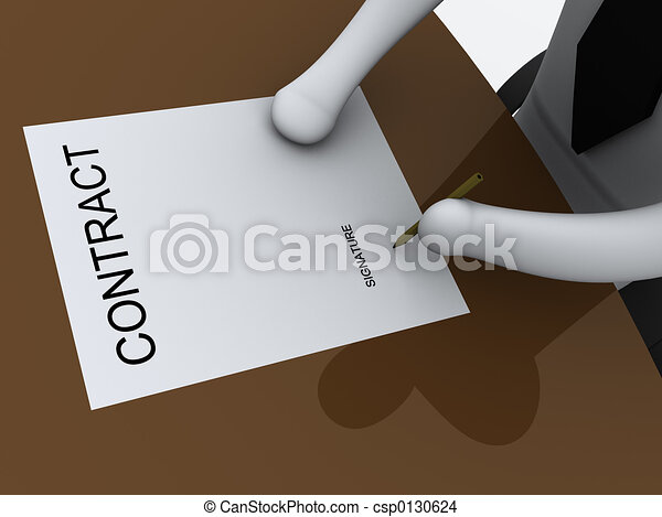 Contract #4 - csp0130624