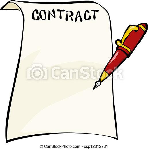 Contract - csp12812781