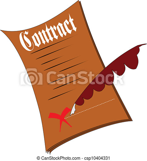 contract  - csp10404331