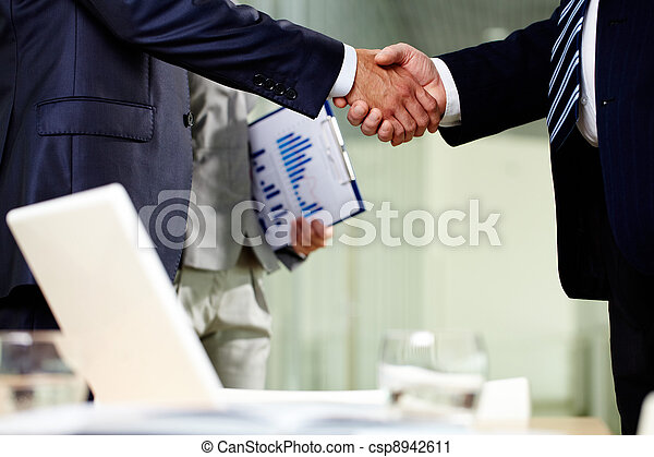 Contract of cooperation - csp8942611