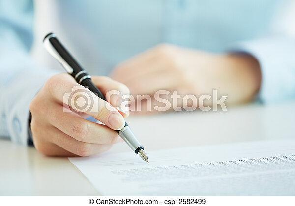 Contract - csp12582499
