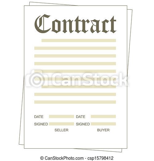 Contract - csp15798412