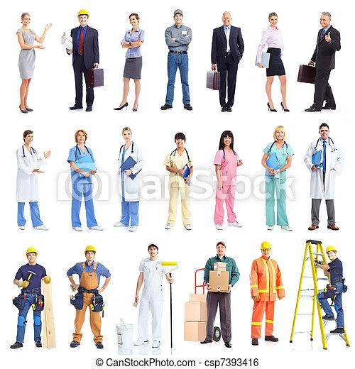 contractors. - csp7393416