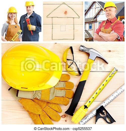 Contractors - csp5255537