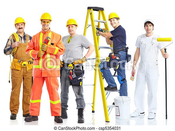 contractors  - csp5354031