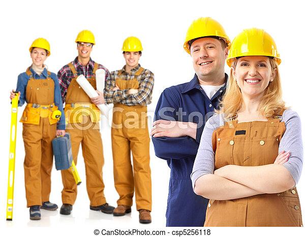 contractors  - csp5256118