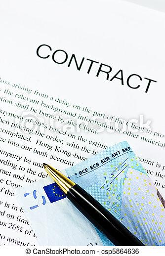 Contrato - csp5864636