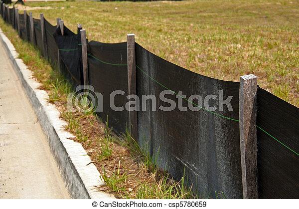 Barrera de control de erosión - csp5780659