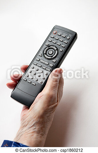 Control remoto de ancianos - csp1860212