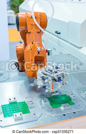 Controler of robotic hand - csp31335271