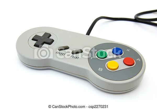 controller, spiel - csp2270231