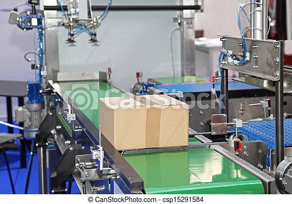 Conveyor belt - csp15291584