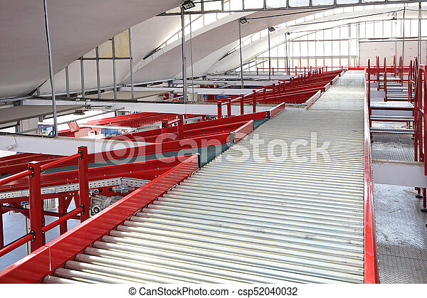 Conveyor Logistics Distribution - csp52040032