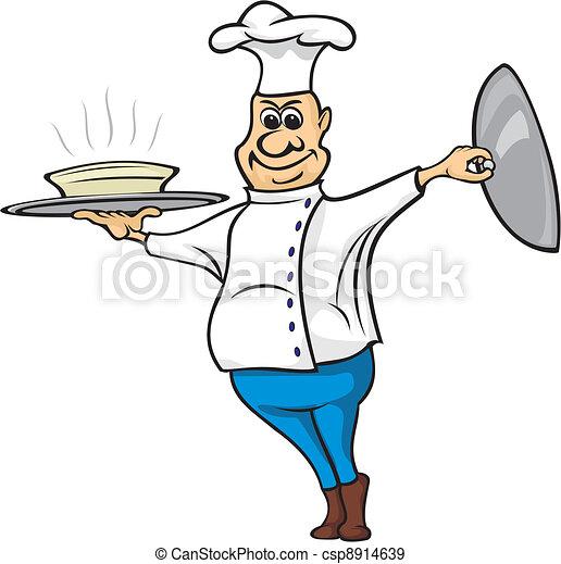 cook, cooking - bon appetit - csp8914639