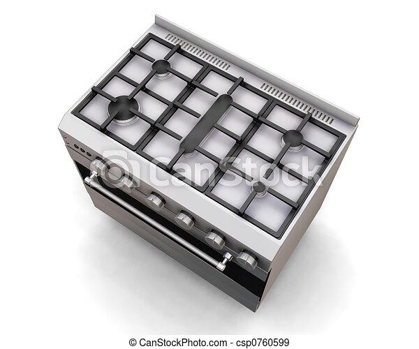 Cooker  - csp0760599