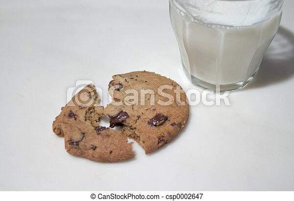 Cookie and Milk - csp0002647