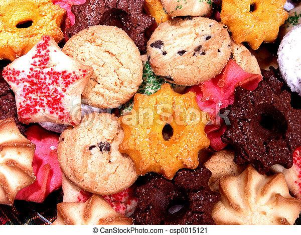 Cookie Close-up - csp0015121
