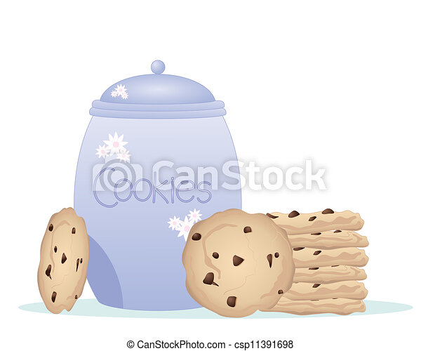 cookie jar - csp11391698