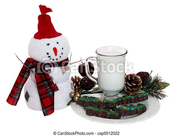 Cookies for Santa 1 - csp0012022