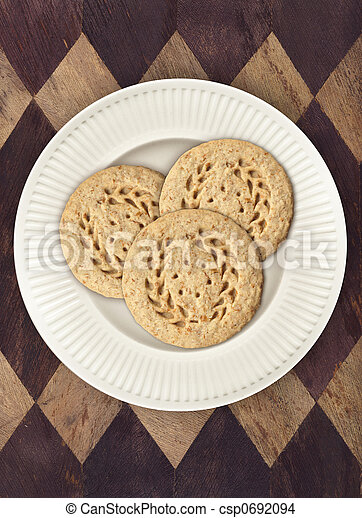 Cookies on Diamond Placemat - csp0692094
