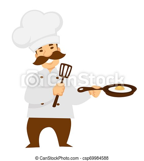 Cooking man Vector Clip Art EPS Images. 20,407 Cooking man clipart vector  illustrations available to search from thousands of royalty free  illustration and stock art designers.