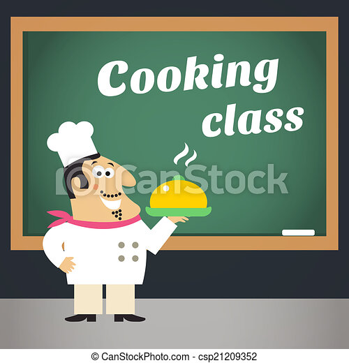 cooking class advertising poster healthy delicious food cooking and