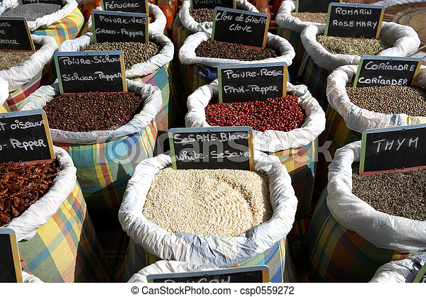 cooking spices - csp0559272