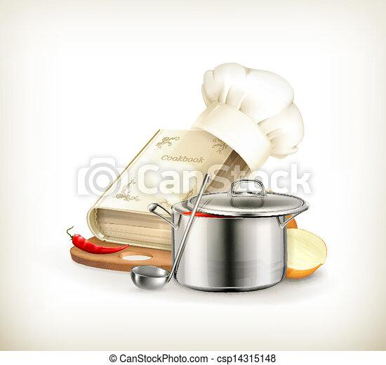 Cooking, vector - csp14315148