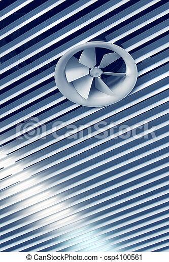 Cool air vent fan - csp4100561