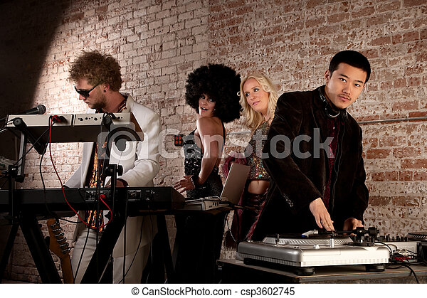 Cool performers - csp3602745