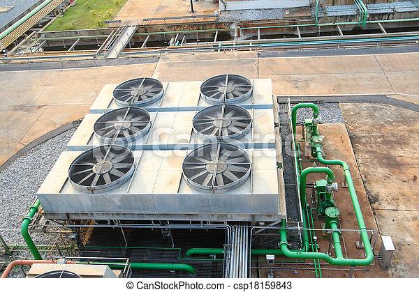 cooling fan - csp18159843