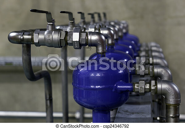 Cooling water preparation - csp24346792