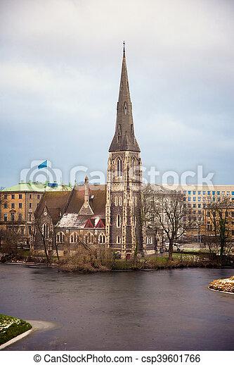 Copenhagen - csp39601766