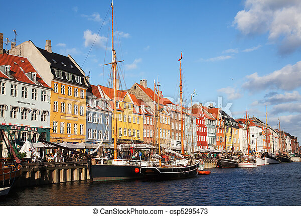 copenhague - csp5295473