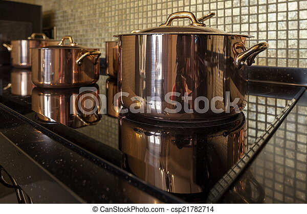 Frying Pans Used In Restaurants