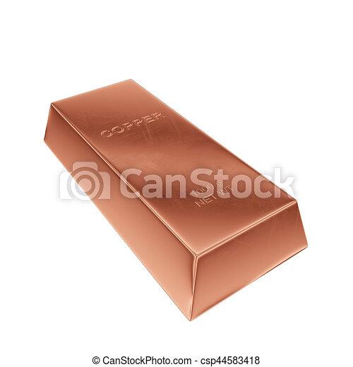 Copper Ingot Coins & Paper Money