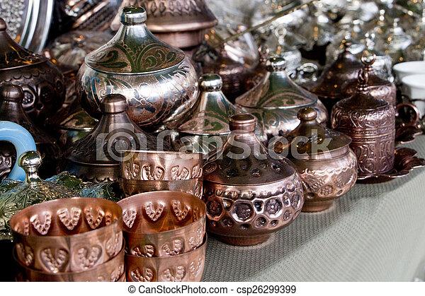 Copper souvenirs - csp26299399