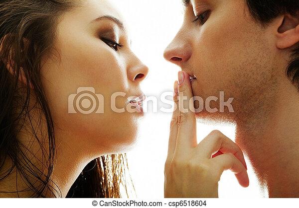 coppia, amoroso - csp6518604