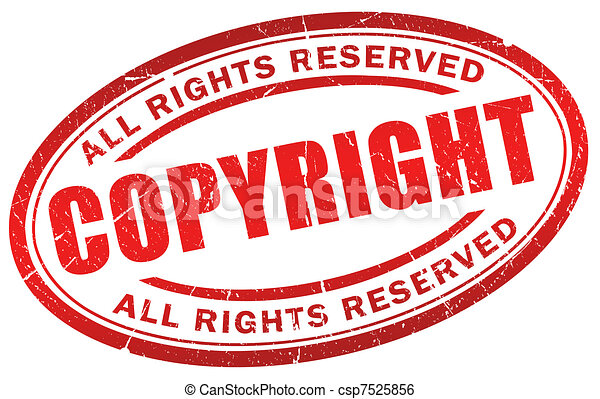 copyright symbol copyright grunge symbol stock illustration rh canstockphoto com is microsoft clipart copyright free are clip art images copyright protected