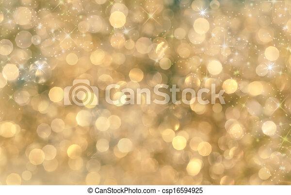 Un fondo festivo. La Navidad y el Año Nuevo tienen un fondo con espacio - csp16594925