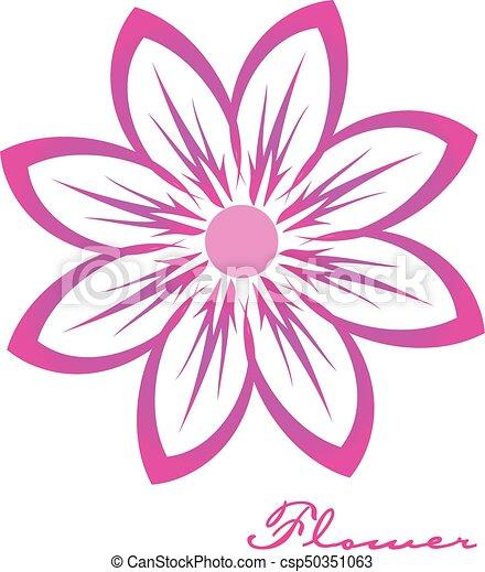 cor de rosa logotipo imagem flor desenho flor cor de rosa