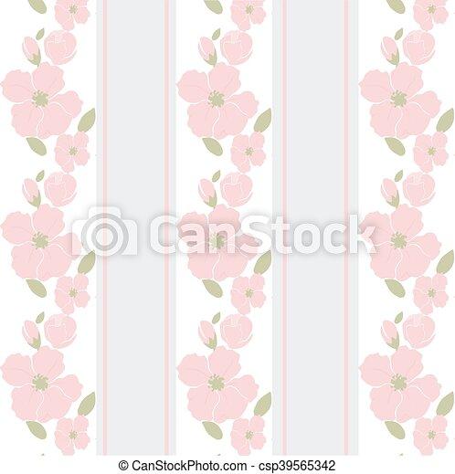 Cor De Rosa Quadro Flores Delicado Redondo Cor De Rosa Ser