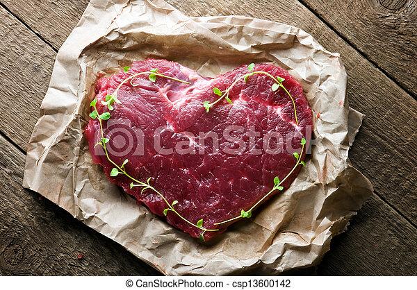 coração - csp13600142