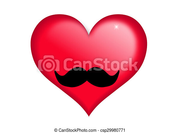 coração - csp29980771
