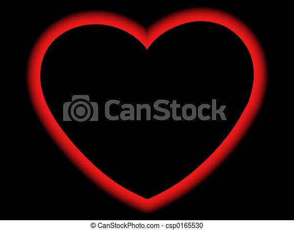 coração - csp0165530