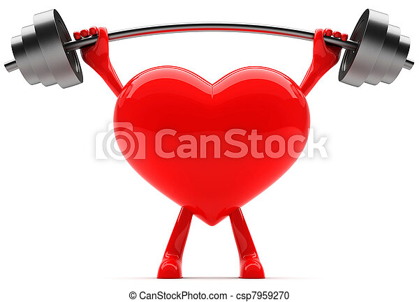 coração - csp7959270
