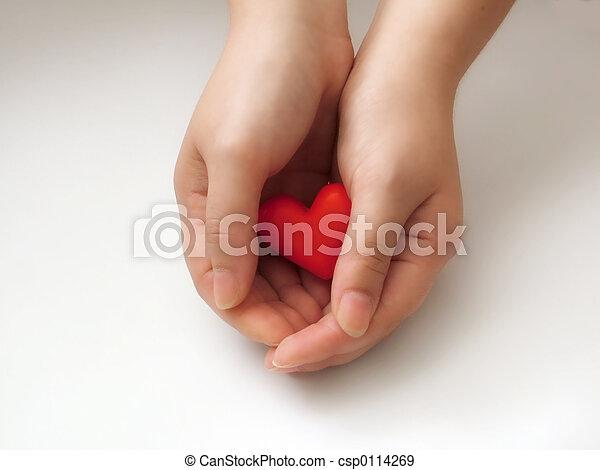 coração - csp0114269
